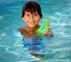 O que os hotéis em Clearwater, Florida têm piscinas cobertas?