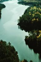 Como configurar uma Lure Soleídeo para Trout Lake