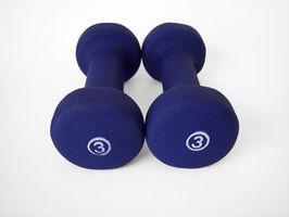 Como construir a força nos músculos