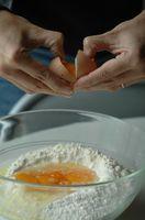 Como converter Farinha regular em bolo de farinha