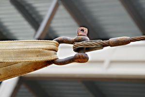 Como medir a força aplicada em um Laço Corda
