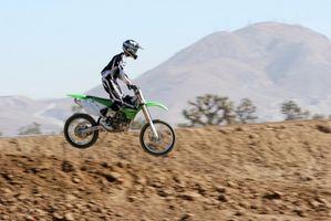 Dirt Bike 200cc Informação