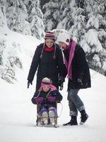 Estilos de esqui Chapéus para homens