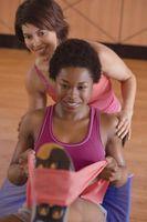 Exercícios banda de resistência para Tríceps Problemas