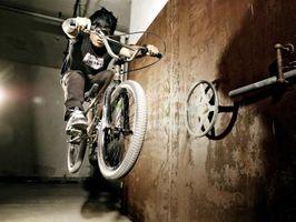 Como mover sua BMX roda dentada para o lado esquerdo