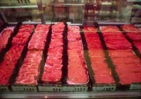 Definição e tipos de carne