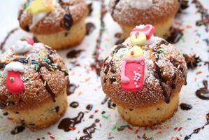 A diferença entre Muffins e bolo