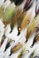 Pesca com Mosca Fly tying Ferramenta Morsa Kit Com Estojo-Novo em folha Cabela/'s
