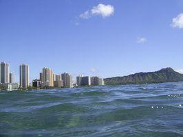 Jantar para fora em Faculdades Comunitárias no Havaí