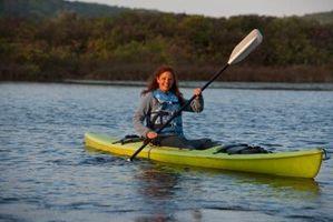 Estabilizadores de DIY para Kayaks