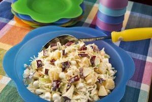 Como fazer Ambrosia Fruit Salad