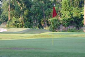 Como configurar um torneio de golfe com desvantagens