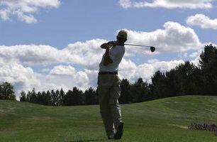 Como instalar água ativada Golf Grips