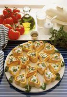 Você pode Shells Bake massa folhada em Avanço?