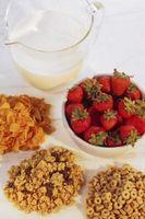 Como escolher Diabetes amigável Cereal