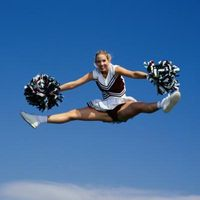 Como ensinar Stunts Cheerleading para Crianças