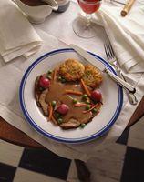 Como saber quando um Beef Chuck Pot Roast é feito?