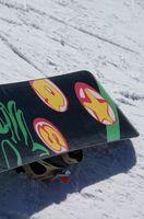 Como remover Snowboard Wax