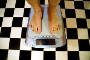 Como manter o peso com uma calculadora de calorias