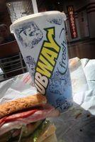 Restaurantes Subway História