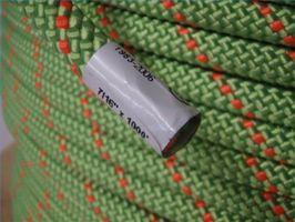 O que é usado para fazer corda?