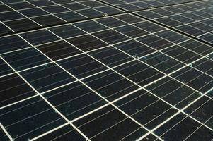 Como usar painéis solares RV