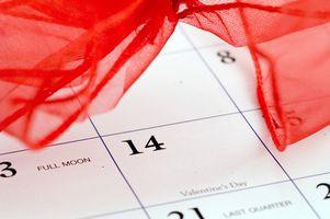 Como controlar a perda de peso com um calendário