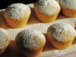 Como decorar Muffins moldados