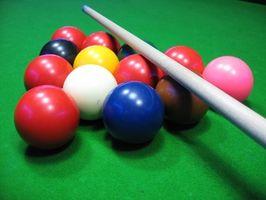 Snooker Tabela de Informação