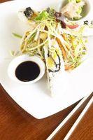 Como cozinhar japoneses Sprouts