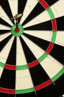Precisão e Atividade Precision Dart Board