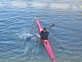 Quais são K-1 Kayaks?