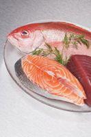 Qualidade de Tilapia Comparado com outros peixes