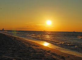 Passeio no Shores Golfo do Alabama