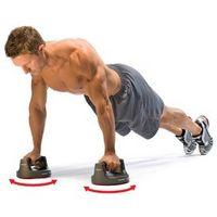 O que funcionam os músculos Com a flexão perfeita?