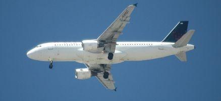 Lista de itens restritos para Viagens Aéreas