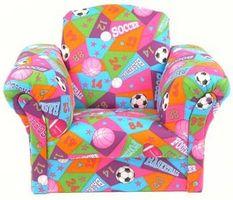 Onde encontrar personalizado Sports Cadeiras para crianças
