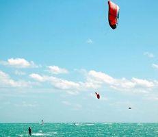 Como Kite Surf em Honolulu, HI