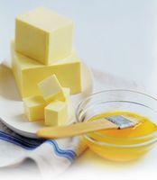 Como cozinhar com manteiga Substitutos