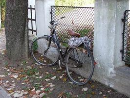 Como converter uma bicicleta de estrada para um Comfort bicicleta