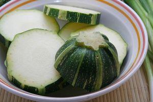Como armazenar ou congelar Zucchini