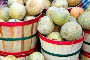 Como escolher um melão de Honeydew