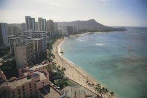 Como saber quais lugares interessantes para visitar em Honolulu, Havaí