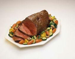 Saneamento para Meat Cooking