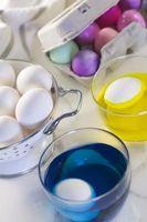 Artificiais ingredientes alimentares colorir