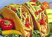 Como fazer Ortega Tacos de frango