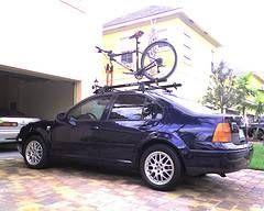 Sobre Racks Carro da bicicleta