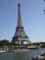 Torre Eiffel Restaurantes em França