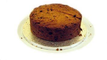 Como fazer seu bolo húmido com bolo de farinha