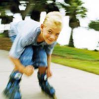 Como ajustar patins Kids '